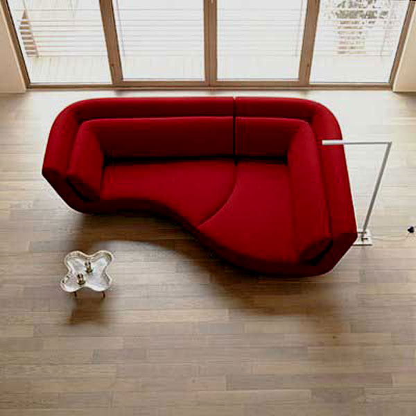 All Kind Of Most Creative And Unique Sofa Design: Yang Sofa Design Can Be Interlocked To Form A Sofa Or A Sectional Part