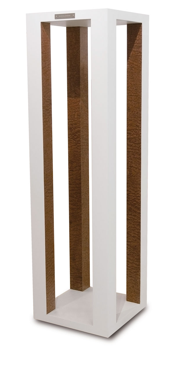 Amazing Design Furniture By Jules And Jeremy In Sleek And Elegant : Alaska Pillar Design By Jules Jeremy