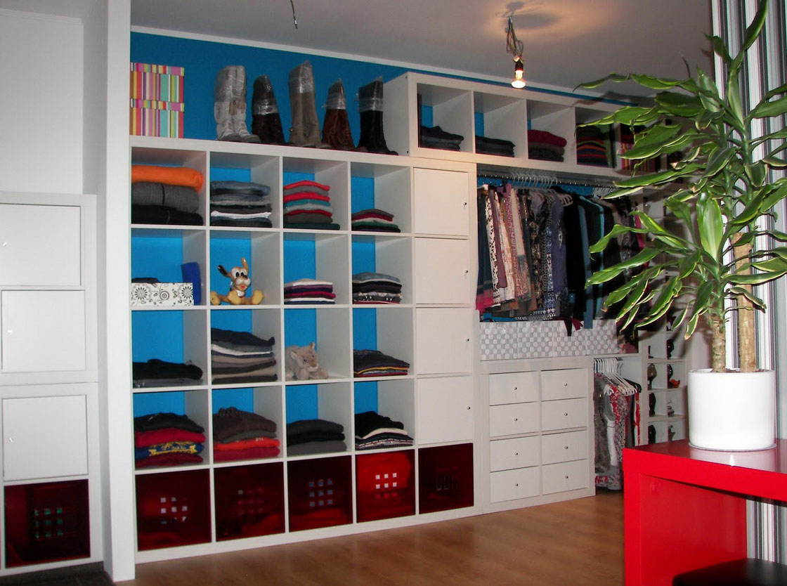 Closet Ideas For Bedroom And Floors : Amazing Closet Ideas Modern Bedroom Storage Design Ideas