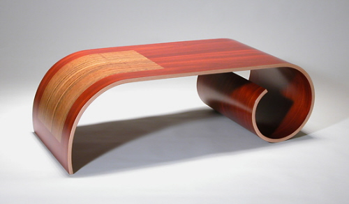 Modern Coffee Tables For Contemporary Room Concept: Amazing Contemporary Style Wooden Art Modern Coffee Tables Design