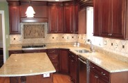Simple Kitchen Remodel Ideas For Your Kitchen : Amazing Modern Wooden Style Cabinets Kitchen Remodel Ideas