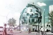 Amazing House Designs From Upcycled Silos : An Oil Silo Home In Germany