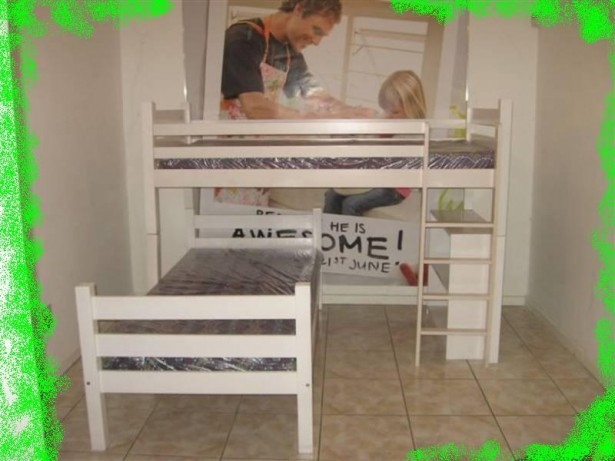 Simple L Shaped Bunk Beds For Small Bedroom Space: Appealing L Shaped Bunk Beds In Simple Design ~ stevenwardhair.com Furniture Inspiration