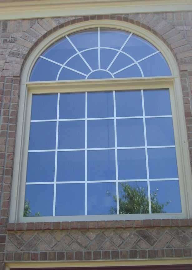 Arched Window Ideas And Designs: Arched Window With Grids ~ stevenwardhair.com Windows Inspiration