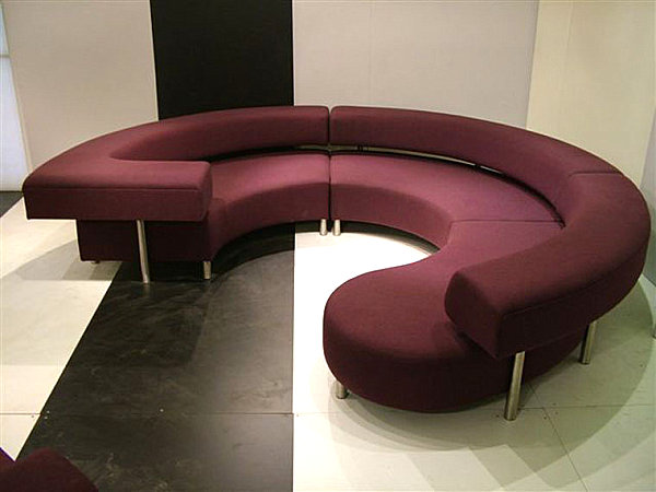 Well Dressed Art Deco Furniture (20 Ideas) : Art Deco Influenced Couch