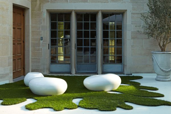 Garden Art Design Inspirations: 37 Astounding Ideas: Art Installations From A Sculpture Garden That Fit Well In A Natural Setting As Well