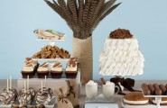 Fall Themed Dining Room To Stimulate Your Appetite : Autumn Dessert Ideas