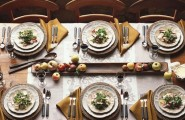 Fall Themed Dining Room To Stimulate Your Appetite : Autumn Table E1347386027947