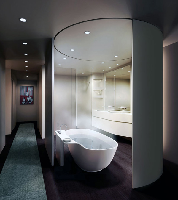 Privacy Bathroom Selection: 13 Inspiring Ideas : Bathroom Privacy Options