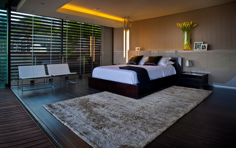 Top Stunning Lighting And Stylish Interiors In Johannesburg: Beautiful Bedroom Design