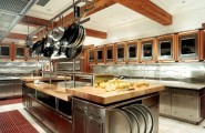 Commercial Kitchen Design For Starters : Beautiful Commercial Kitchen
