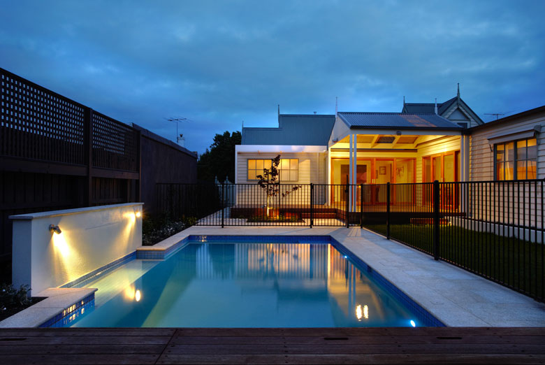... Swimming Pools Melbourne Comes With The Cozy Design : Best Melbourne Swimming  Pool Design ...