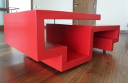 Coffee Table Designs : Best Modern Red Coffee Table Design Collections