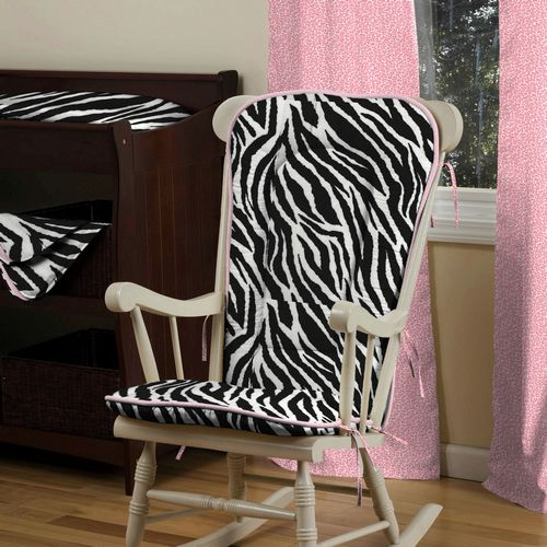 Interesting Zebra Room Accessories For Nice Decoration: Black And White Zebra Nursery Decor