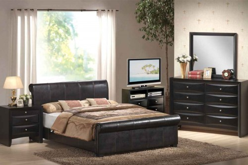 Cheap Bedroom Set Of Modern Style: Black Cheap Bedroom Sets ~ stevenwardhair.com Bedroom Design Inspiration