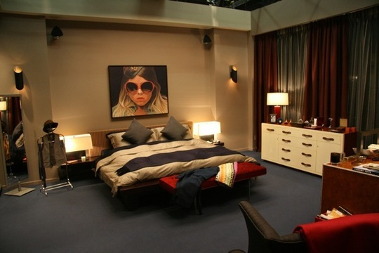 Blair Waldorf Bedroom Description Of Interior Overview: Blair Waldorfs Bedroom Inspiration