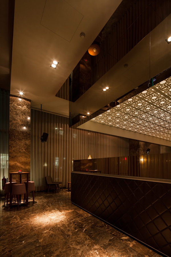 Exhilarating Bar With Eastern Design: Bo Zen Bar In Portugal: Bo Zen Bar 2