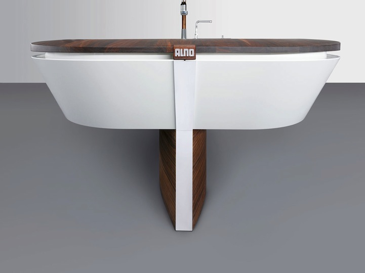 Surprising Kitchen Design At Home : Boat Shaped Kitchen Counter Top