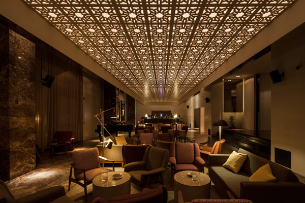Exhilarating Bar With Eastern Design: Bo Zen Bar In Portugal: BoZen Oriental Bar