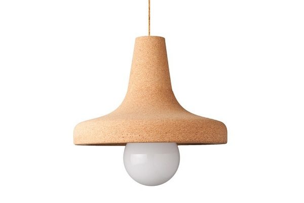 Eco Friendly Cork Design As Furniture For Your House: Brilliant Corkway Cork Attic Lamp Design With Traditional Stylish Touch ~ stevenwardhair.com Interior Design Inspiration