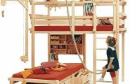 Children's Bunk Beds Safety Rules : Bunk Beds For Kids