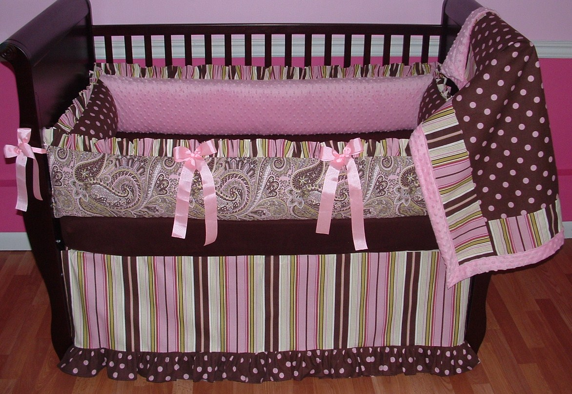 Cherry Blossom Baby Bedding For Your Sweet Baby Beauty: Cherry Blossom Baby Bed