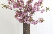 Easter Floral Displays: 11 Visual Ideas : Cherry Blossom Floral Arrangement