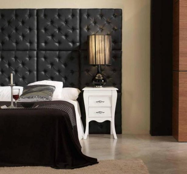 Chesterfield Style Padded Wall Panels From Dreamwall