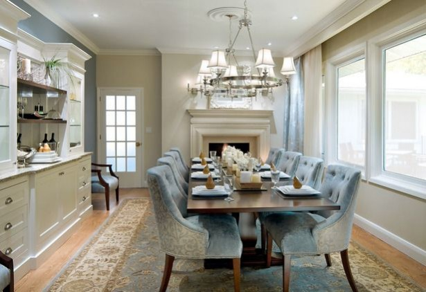 Open Plan Dining Room Provide Bright And Wide Visualization: Chic Dining Room Chandelier ~ stevenwardhair.com Dining Room Design Inspiration