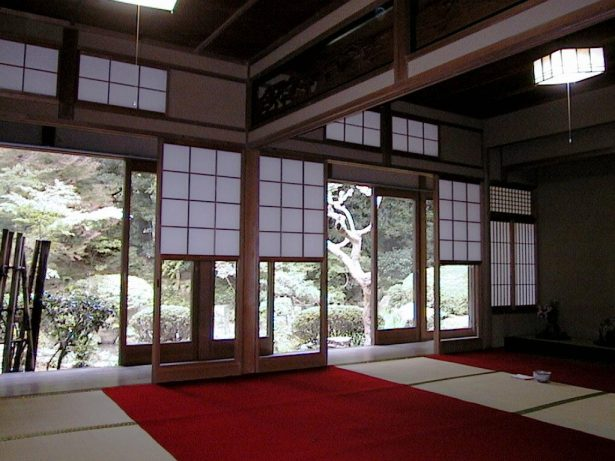 Traditional Japanese Architectures That Give You Peaceful Living Space: Chorakuji Architecture ~ stevenwardhair.com Country Home Design Inspiration
