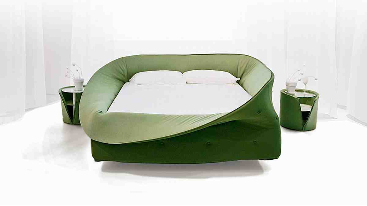 Contemporary Beds, They Unique, They Gorgeous : Contemporary Beds By Lago Unique Design