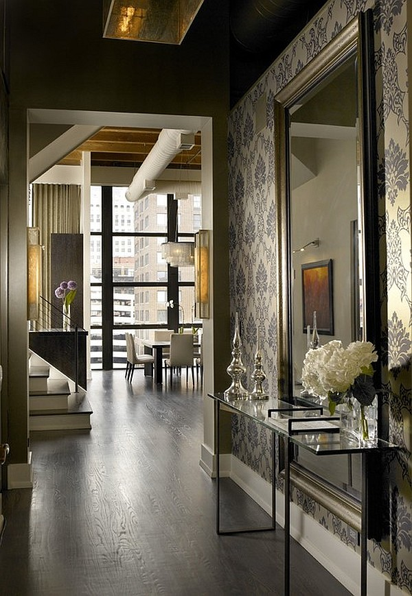 Charming Home Entryway: Welcoming And Inviting : Contemporary Entryway Design Ideas