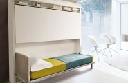 Climbing Bed To Make Small Room More Spacious : Contemporary Foldaway Bed