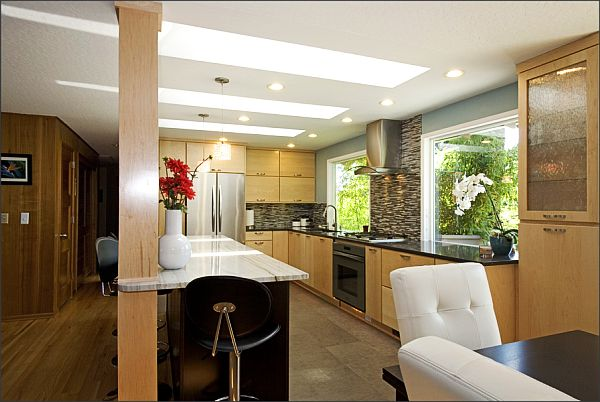 Top Kitchen Remodel Considerations Before Doing The Makeover : Contemporary Kitchen Remodel