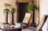 Contemporary Outdoor Furniture, Stay Comfortable But Stylish : Contemporary Outdoor Furniture From Horchow