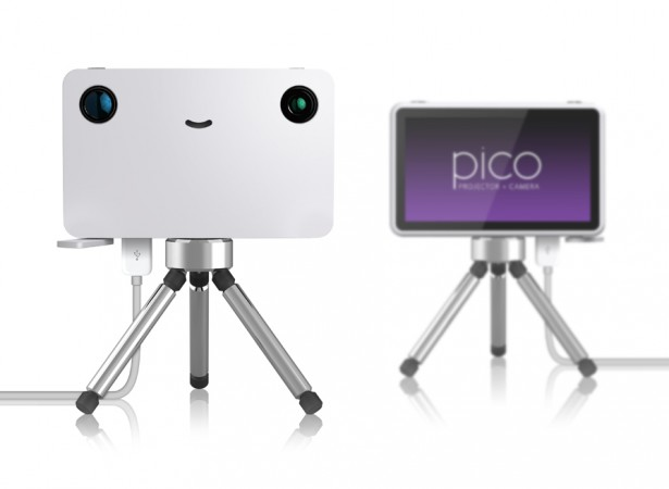 Contemporary Projector Design Ideas Cute Design With Legs And Eyes