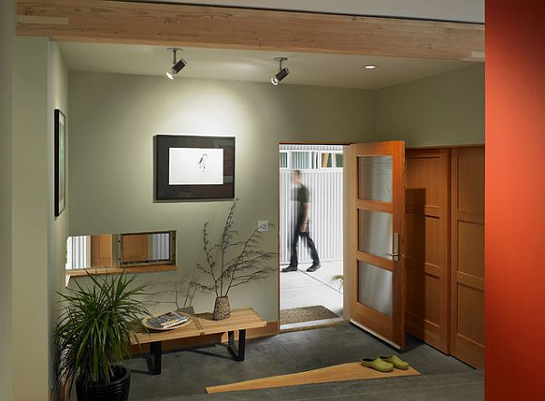 Perfect Entryway Design Idea For Your Design : Cool Entryway