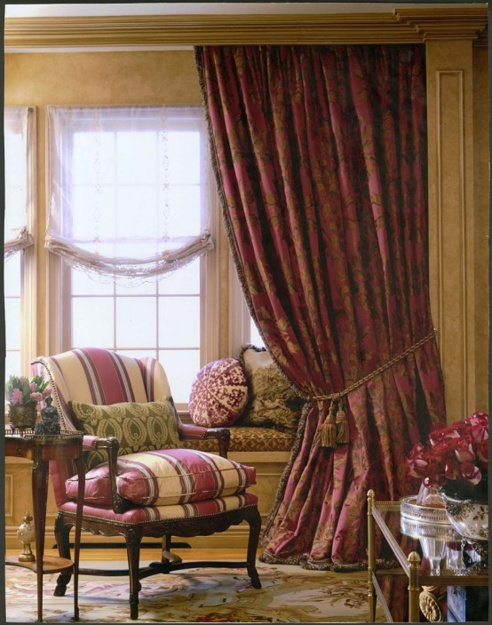 Window Seat Designs For Relaxation: Cozy Sweet Built In Window Seats Ideas
