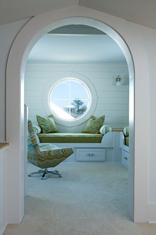 Window Seat Designs For Relaxation: Cozy Sweet Built In Window Seats