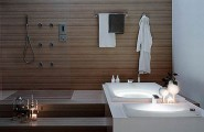 Beautiful Small Bathrooms For Small Houses : Creative Small Bathroom Decorating