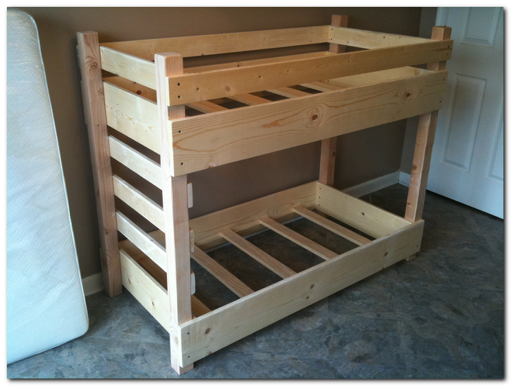 Fun Toddler Bunk Beds With Inspiring Ideas : Crib Size Toddler Bunk Beds