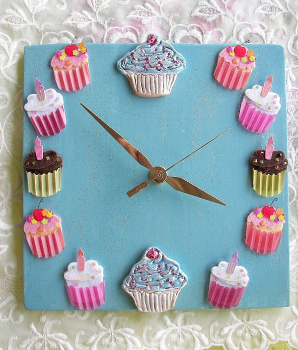 Sweet Lively Cupcakes: 11 Enhancing Pictures: Cupcake Inspired Home Decor 9 ~ stevenwardhair.com Tips & Ideas Inspiration