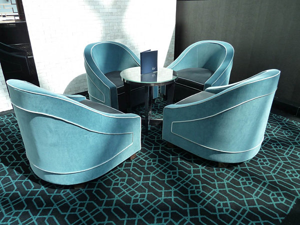 Well Dressed Art Deco Furniture (20 Ideas): Deco Style Tub Chair ~ stevenwardhair.com Tips & Ideas Inspiration