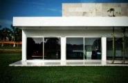 Wonderful Contemporary House Design In Single Story House : Deluxe Faced View In The Casa Ponce Modern House