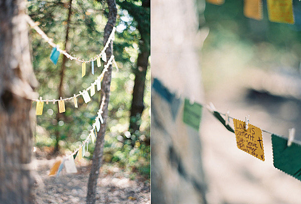 18 Ideas Of DIY Wedding Decorations For Spring : DIY Wedding Gardland