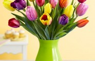 Easter Floral Displays: 11 Visual Ideas : Easter Flowers Tulips