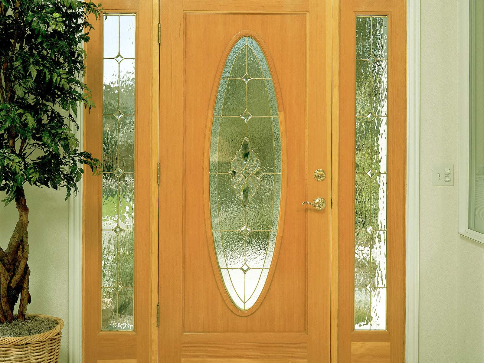 Wood Doors: Simple But Enchanting : Elegant And Modern Of Interior Wood Doors Design
