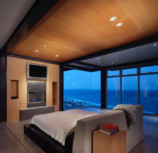 30 Design Ideas Of Modern Floating Bed: Elegant Bedroom With A Stylish Floating Bed
