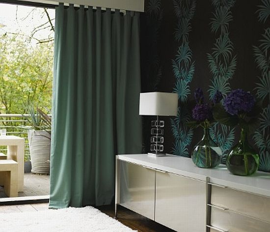 Lively Curtain Designs For Windows With Astounding Color Scheme: Elegant Design Of Curtains ~ stevenwardhair.com Interior Design Inspiration