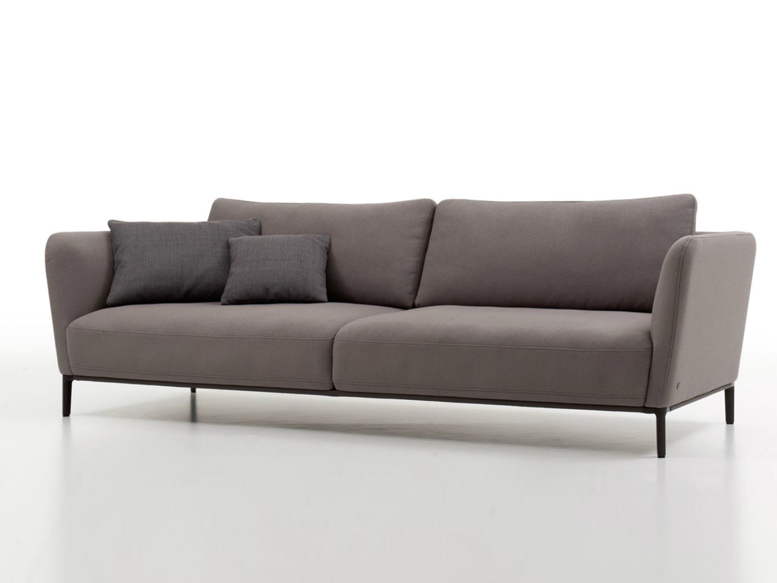 Amazing Rolf Benz Sofa Price Range: Elegant Grey Color Modern Style Rolf Benz Sofa Price Design